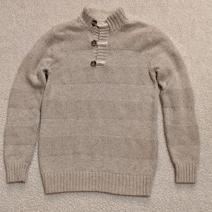 Big Boy's Cat & Jack Pullover Sweater L (12-14)